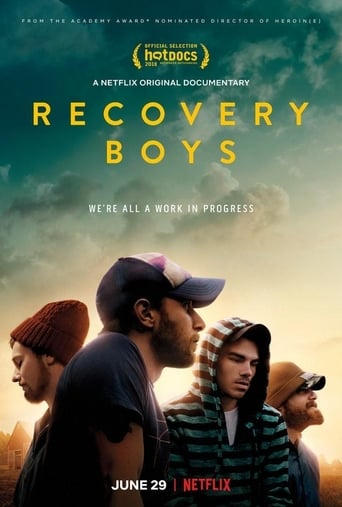 Download Legenda de Recovery Boys (2018)