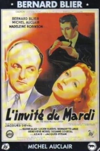 L'Invité du mardi Movie Poster