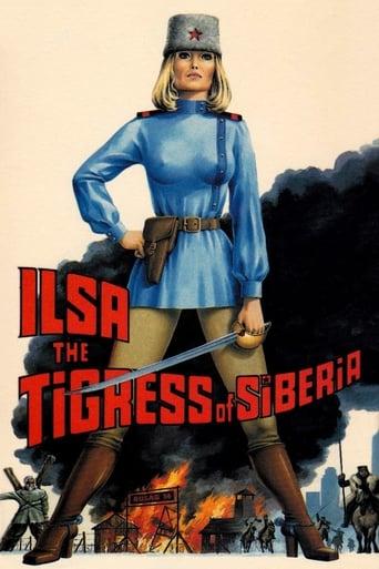 Poster Ilsa, the Tigress of Siberia