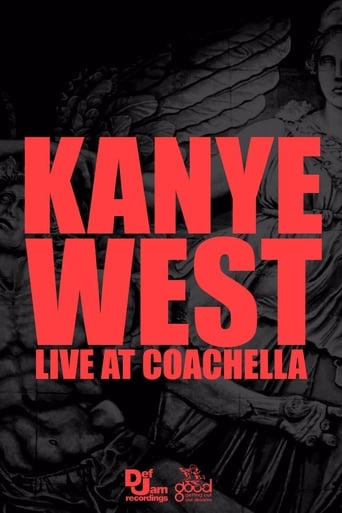 Poster of Kanye West at Coachella