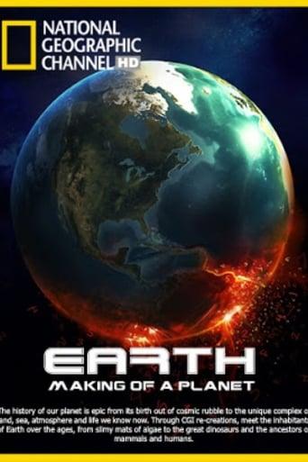 Die Erde - Ein Planet entsteht