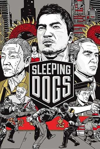 Poster of Sleeping Dogs