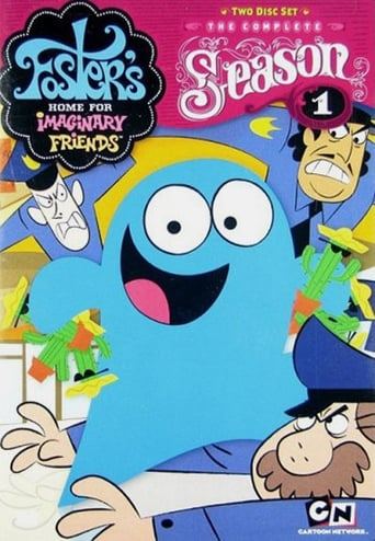 A Mansão Foster para Amigos Imaginários 1ª Temporada - Poster