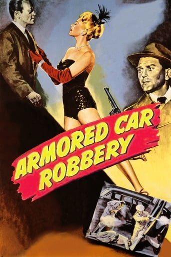 Poster of Armored Car Robbery