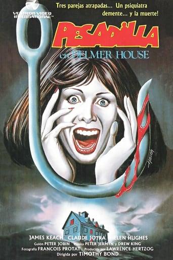 Poster of Pesadilla en Delmer House