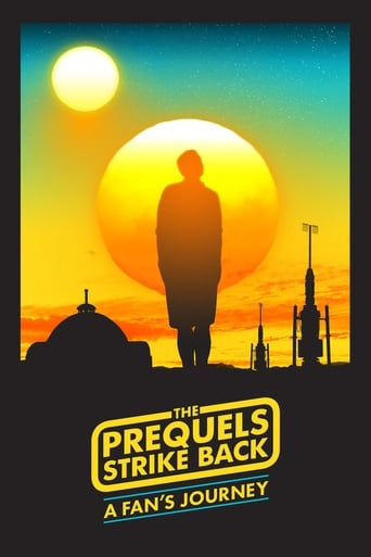 Poster of The Prequels Strike Back: A Fan's Journey