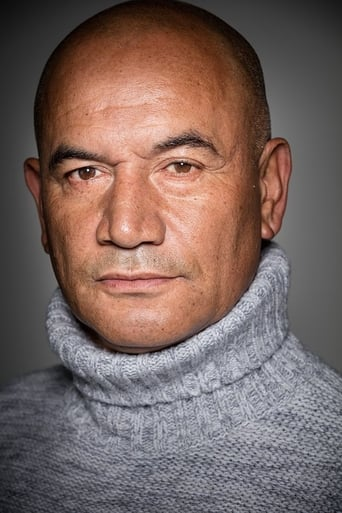 Imagine Temuera Morrison