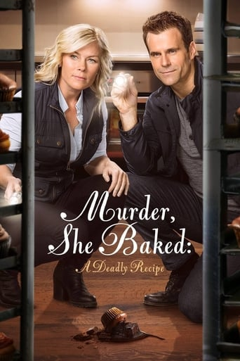 Poster of Murder, She Baked: A Deadly Recipe