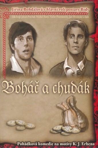 Poster of Boháč a chudák