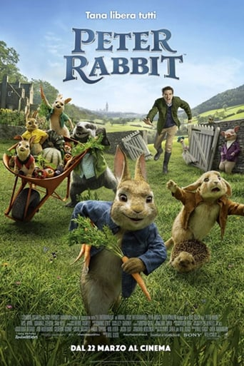 Cartoni animati Peter Rabbit - Peter Rabbit
