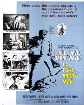 Poster of The Last Angry Man