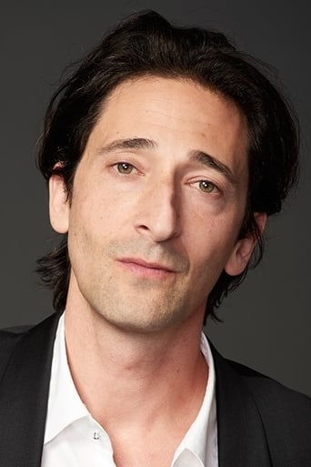 Image of Adrien Brody