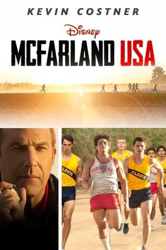 McFarland, USA (2015) - poster