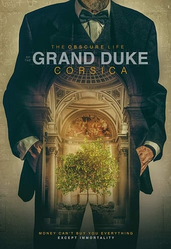 Poster of The Obscure Life of the Grand Duke of Corsica