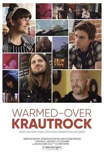Warmed-Over Krautrock Poster