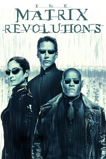 Poster The Matrix Revolutions