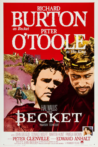 Poster of Becket