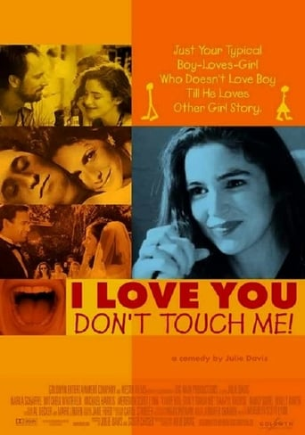 Poster of I Love You, Don't Touch Me!