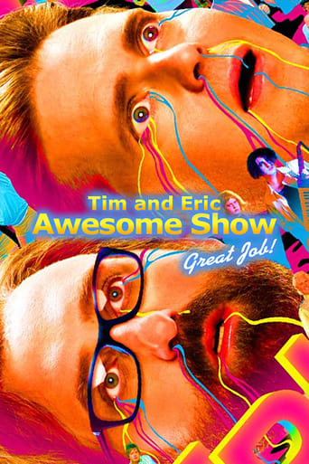 Poster of Tim and Eric Awesome Show, Great Job!