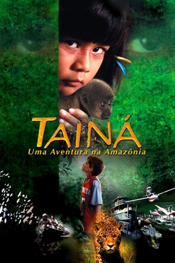 Poster of Tainá: An Amazon Adventure