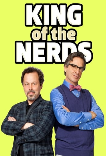 Poster of King of the Nerds