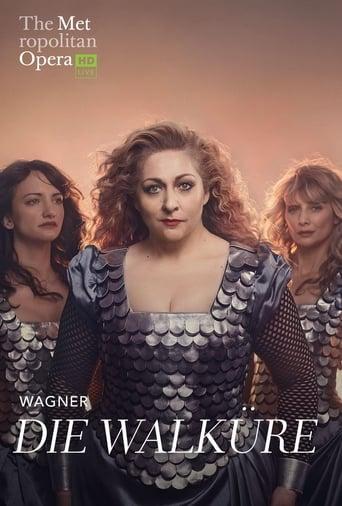 Poster of Die Walküre - Met Opera Live