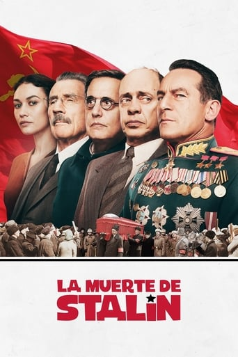 Poster of La muerte de Stalin