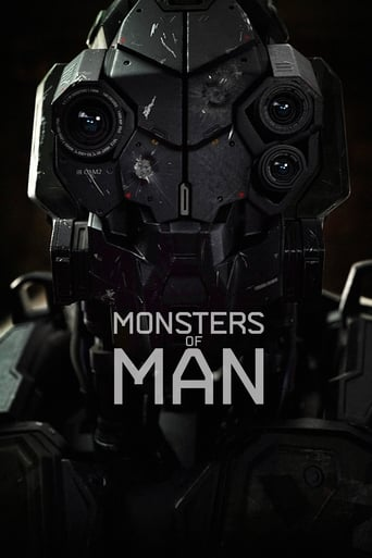 Poster Monsters of Man
