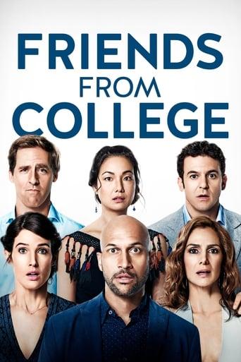 Amigos da Faculdade 1ª Temporada - Poster