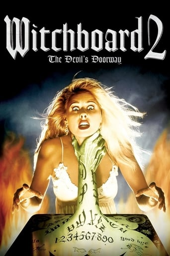 Poster of Witchboard 2: The Devil's Doorway