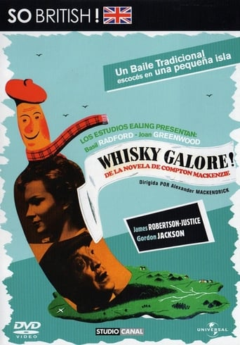 Poster of Whisky Galore!