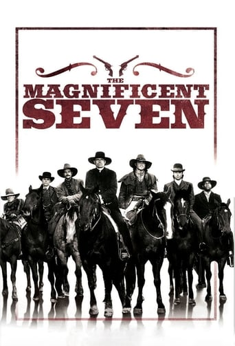 Poster of The Magnificent Seven fragman