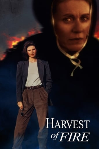 Poster of Harvest of Fire