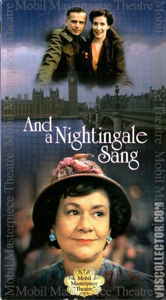 Poster of And a Nightingale Sang