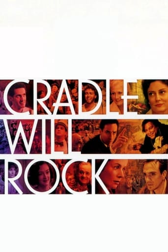 Poster of Cradle Will Rock