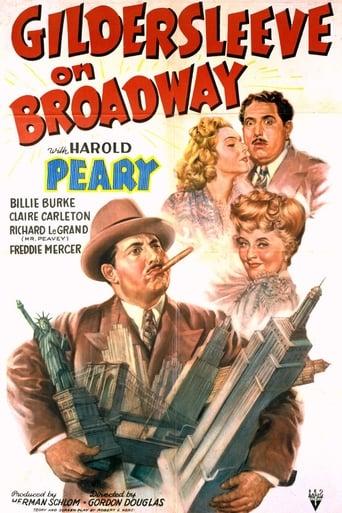 Watch Gildersleeve on Broadway Free Movie Online