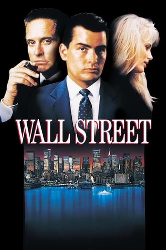 Poster of Wall Street