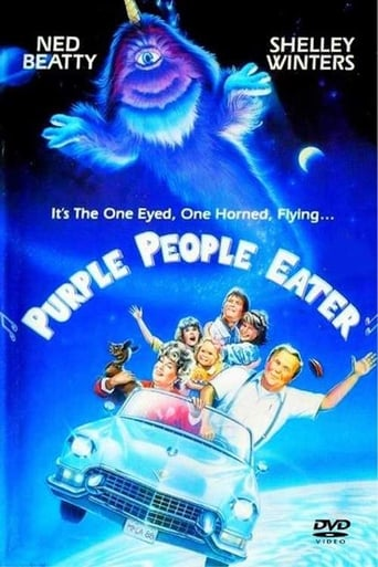 Poster of Purple People Eater