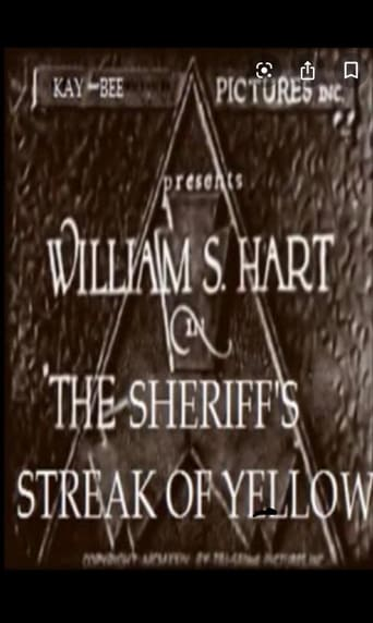 Watch The Sheriff's Streak of Yellow Free Movie Online