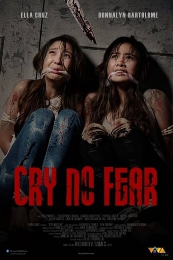 Poster of Cry No Fear