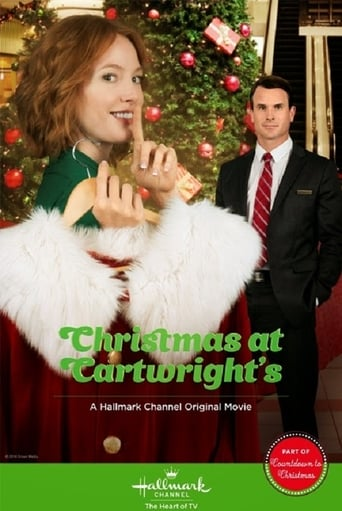 Poster of Christmas at Cartwright's