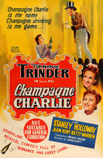 Poster of Champagne Charlie