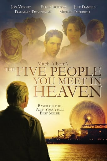 Poster of The Five People You Meet In Heaven