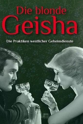 Poster of Die blonde Geisha