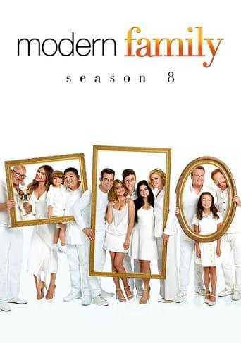 Família Moderna 8ª Temporada - Poster