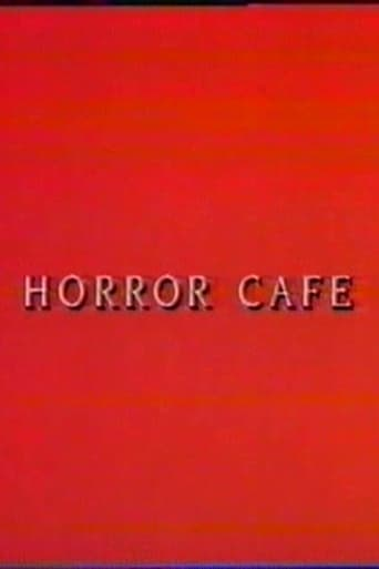 Poster of Horror Cafe