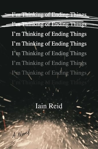 Poster of I'm Thinking of Ending Things