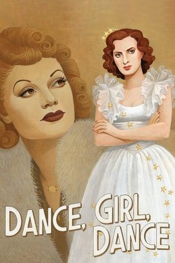 Poster of Dance, Girl, Dance