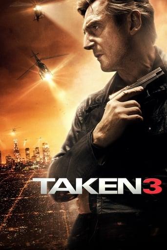 Poster of Taken 3
