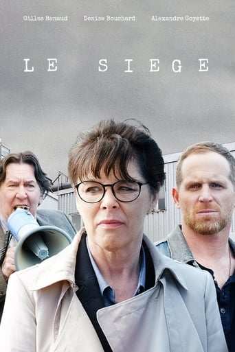 Poster of Le siège